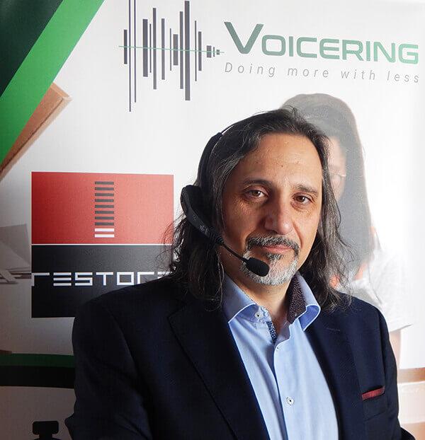 Carlo Torrese, owner di Restore