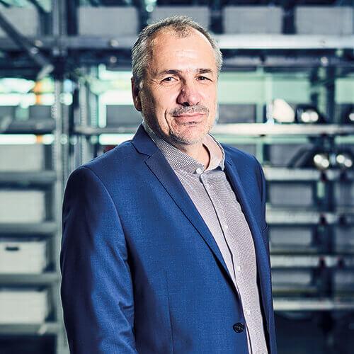 Christian Bauer, direttore generale del gruppo KHT/Apostore