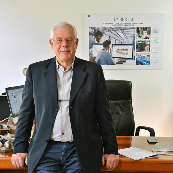 Helmut Kirchner, CEO di Cybertec