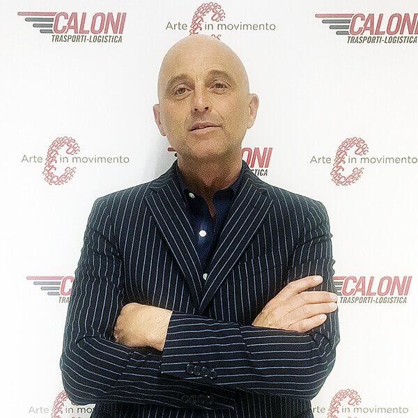 Marco Bordino di Caloni Trasporti