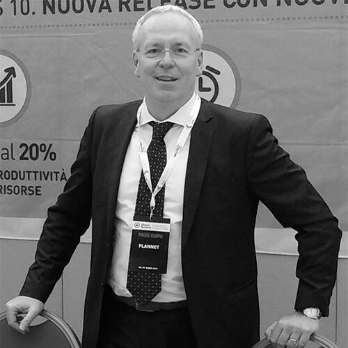Fabrizio Arnaldi di Plannet
