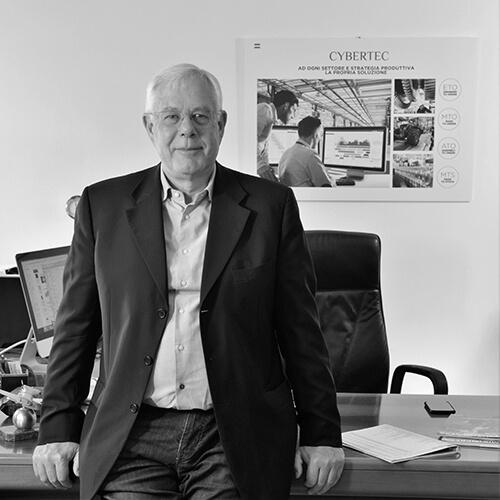 Helmut Kirchner di Cybertec