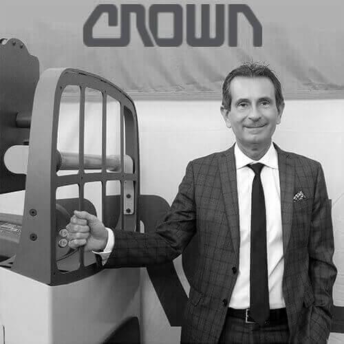 Roberto De Gasperin di Crown
