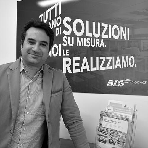 Andrea Lerre di BLG Logistics Solutions Italia