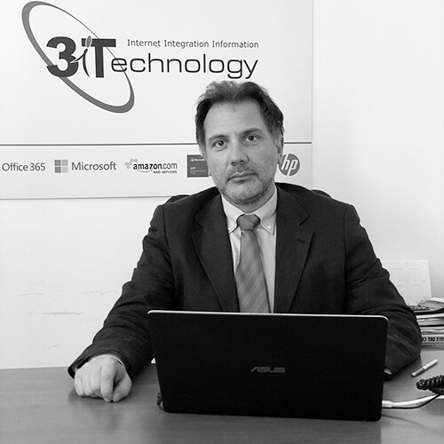 Gianluigi Tufo CEO 3i Technology
