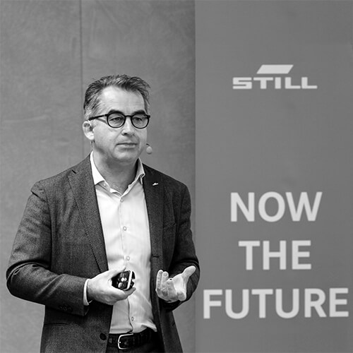 Loreno Leri, Head of Marketing di STILL in Italia