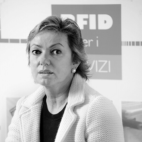 Paola Visentin di RFID Global by Softwork