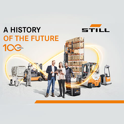 A history of the future: Still compie 100 anni