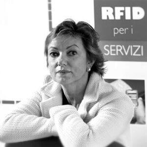 Paola Visentin di RFID Global by Softwork