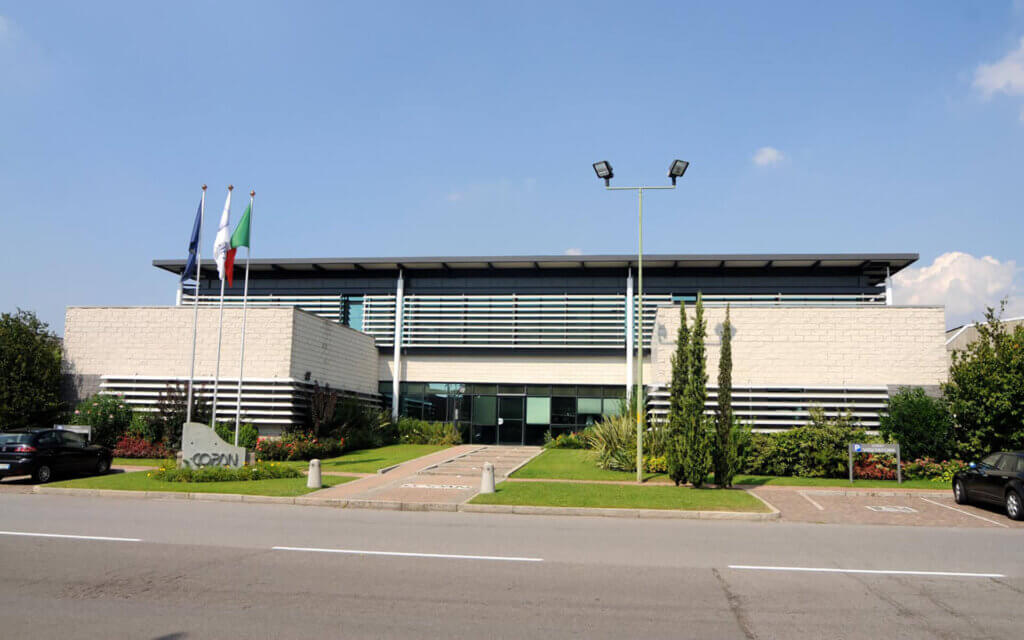 La sede di Copan Italia