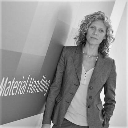 Angela Sgualdi di Linde Material Handling Italia