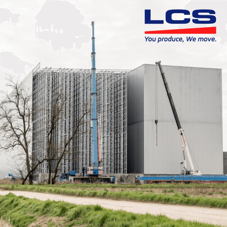 LCS - Magazzino automatico: produttività, controllo e flessibilità