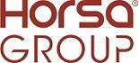 logo horsa group verticale