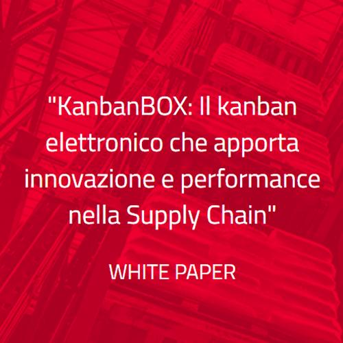 Kanban elettronico Kanbanbox