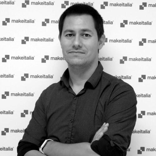 Matteo Montecchi di Makeitalia Supply Chain Academy