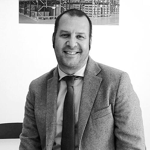 Riccardo Bertelè di Mecalux Italia