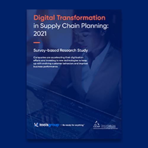 ToolsGroup: Trasformazione digitale nella pianificazione della supply chain 2021