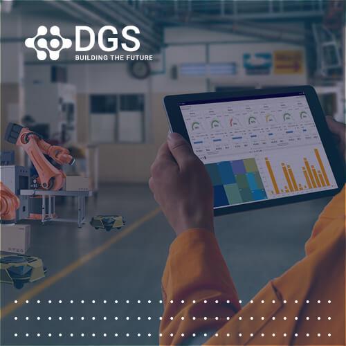 DGS - Data Driven Factory